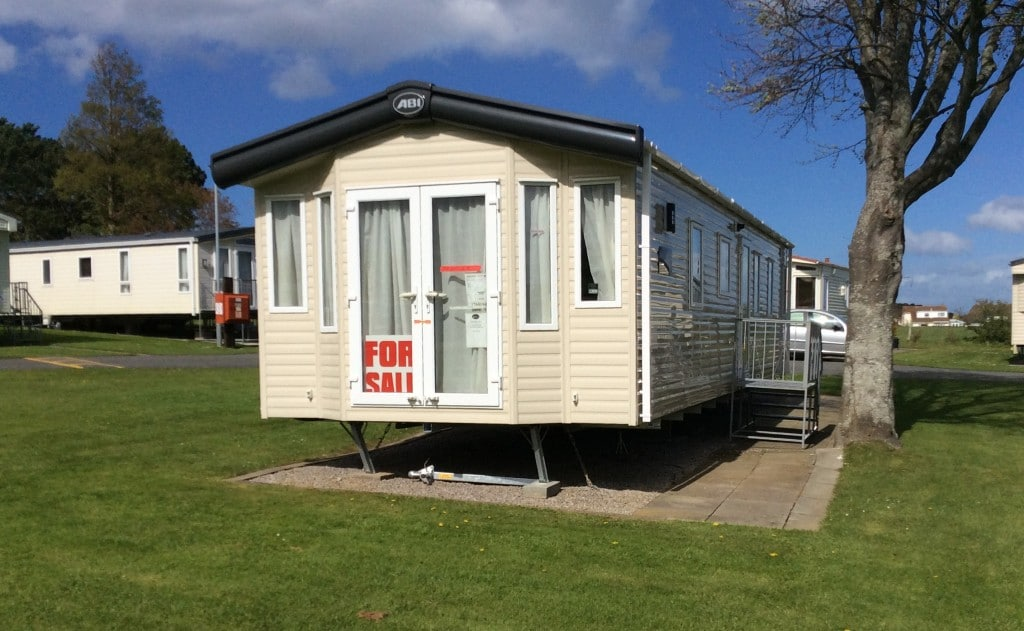 New New And Used Caravans For Sale On Quiet Family Park In Llandudno
