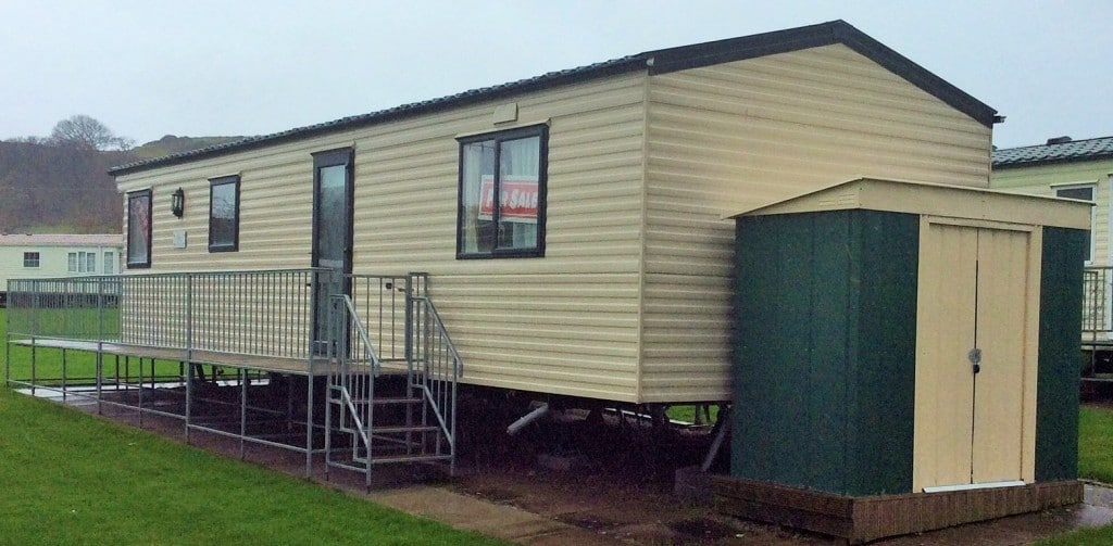Innovative For_sale  Maes Dolau Caravan Park Llandudno