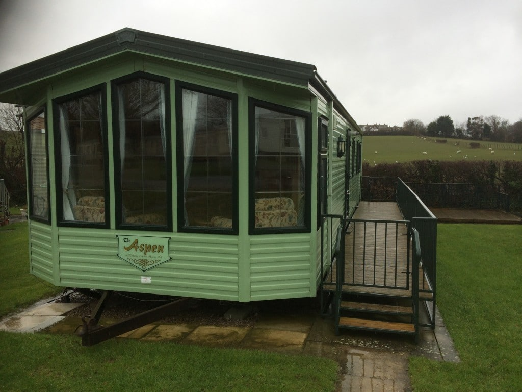 Creative New And Used Caravans For Sale On Quiet Family Park In Llandudno